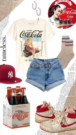 vintage | coca cola