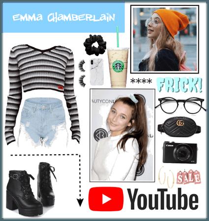 Emma Chamberlain :-)