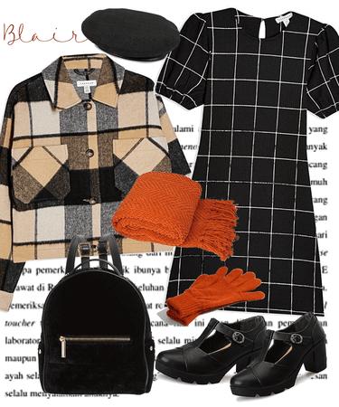 Preppy Winter Style