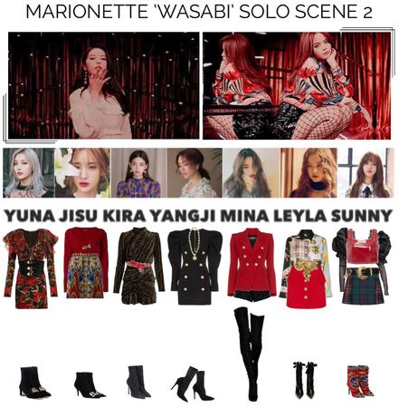 {MARIONETTE} 'Wasabi' M/V Solo Scenes 2
