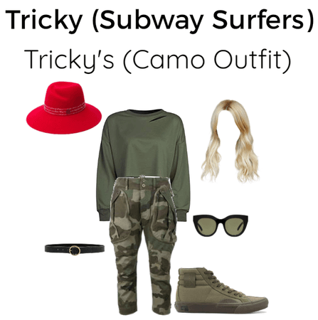 Tricky (Subway Surfers)