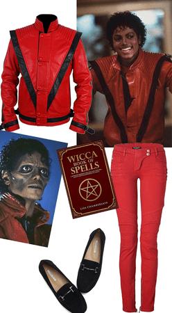 Michael Jackson/ halloween 🎃