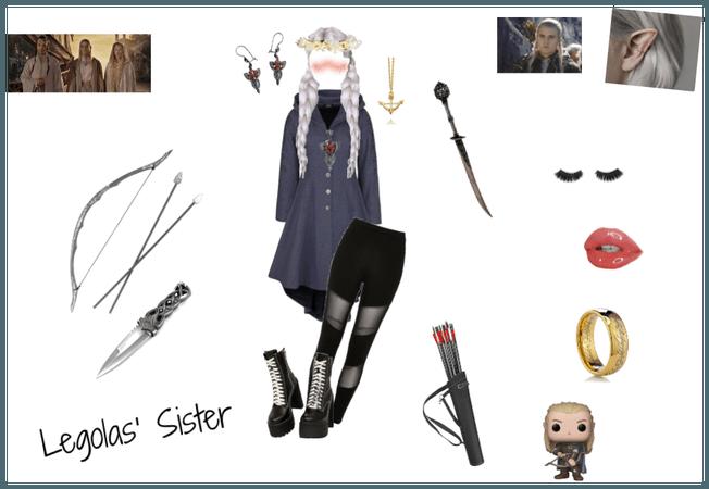 Legolas' Sister