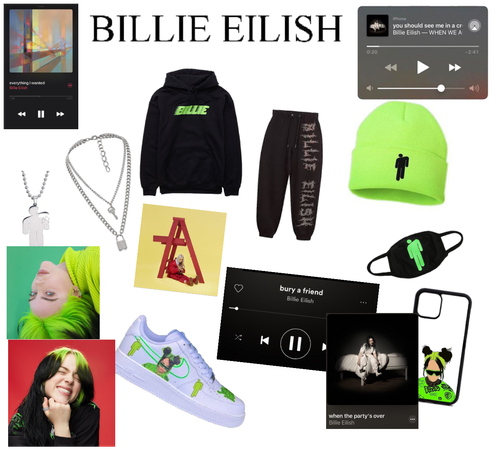 Billie fan