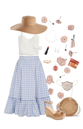 Spring Into Gingham