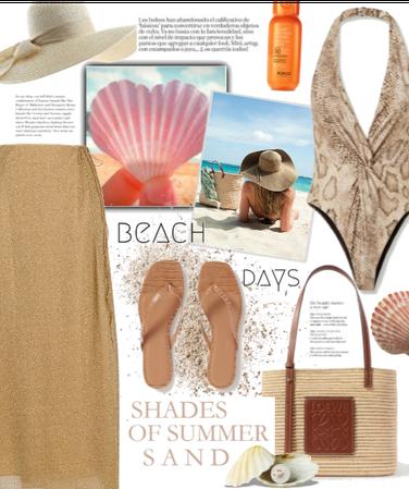 Shades of Summer Sand