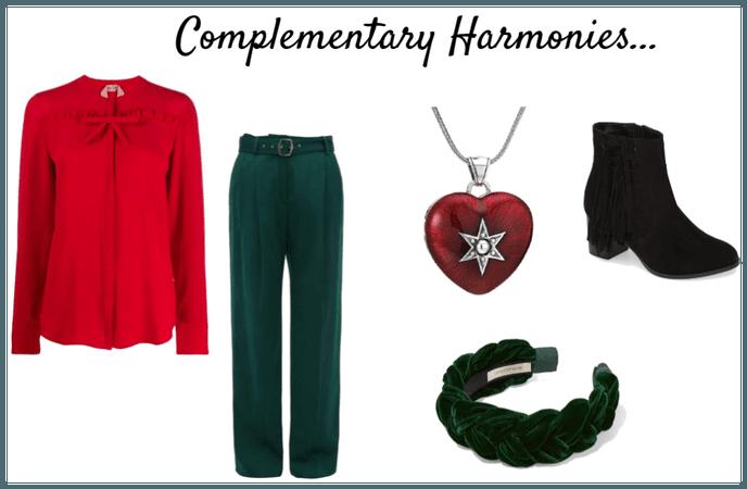 Complementary Harmonies