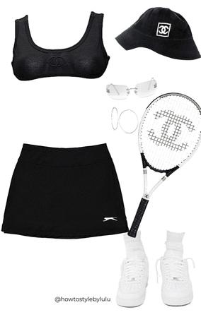 Chanel Tennis Match 🎾