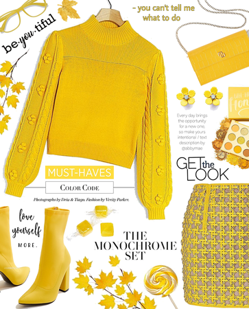 Monochrome Yellow