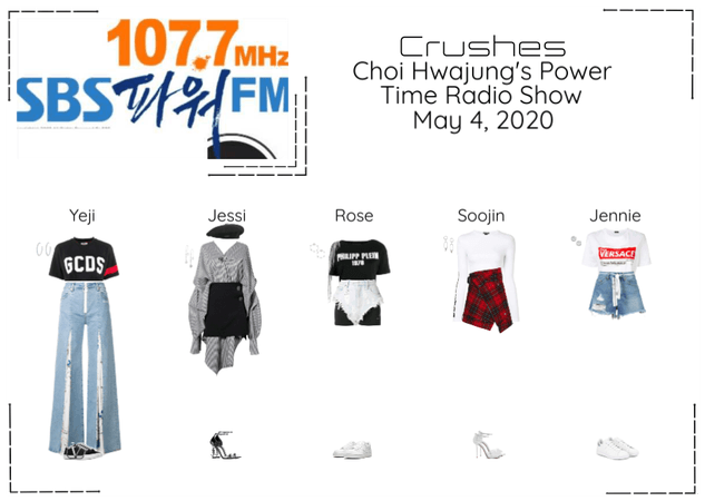 Crushes (호감) Choi Hwajung's Power Time Show
