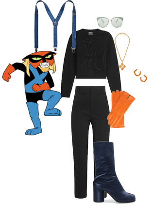 Brak Female Outfit
