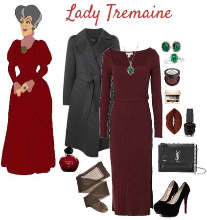 Modern Lady Tremaine