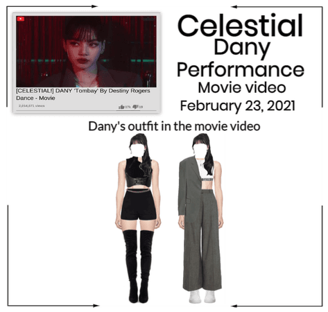 세레스티알 (Celestial)   Dany Performance Movie Video