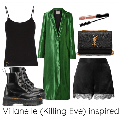Villanelle (Killing Eve) inspired
