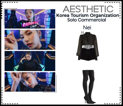 AESTHETIC (미적) Korea Tourism Organization Solo CF