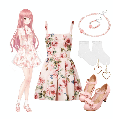 "Video-Game Chic: Nikki (From ""Love Nikki Dress Up Queen"")"