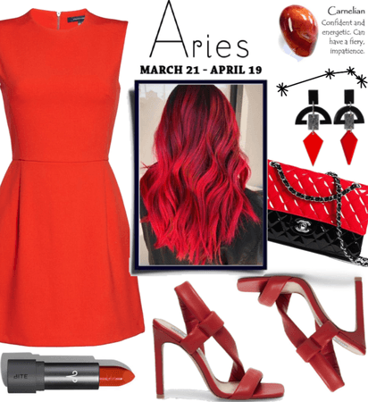 Romantic Red