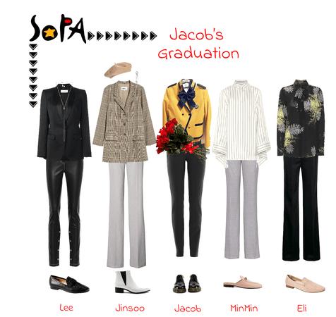 ZUS//SOPA Graduation