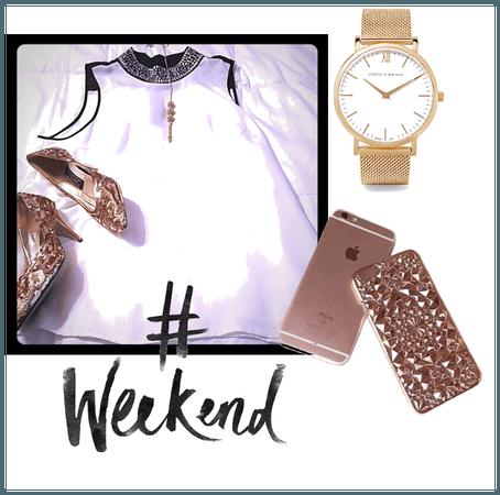 #Fancy Weekend