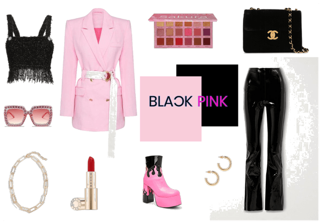 Blackpink Outfit