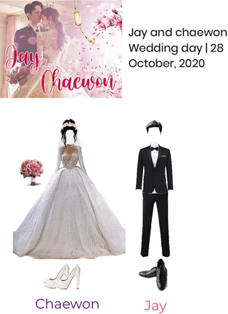 Jay and Chaewon wedding day | October 28, 2020