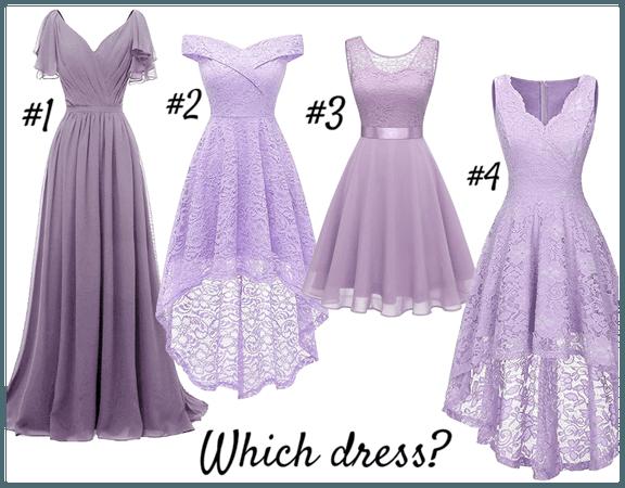 Kayla Foster - Chapter V - Which Dress #1