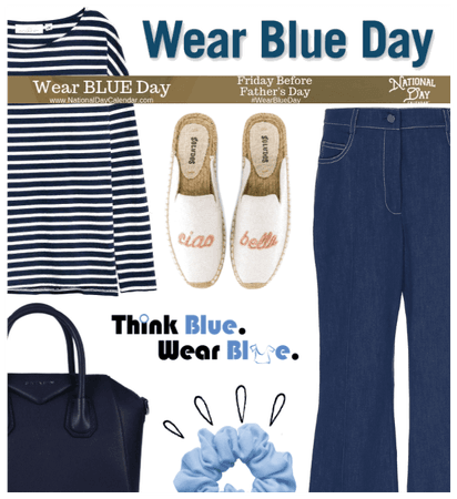 Wear Blue Day 6/14 for Mens Health