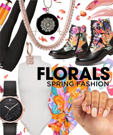Florals Spring Trend