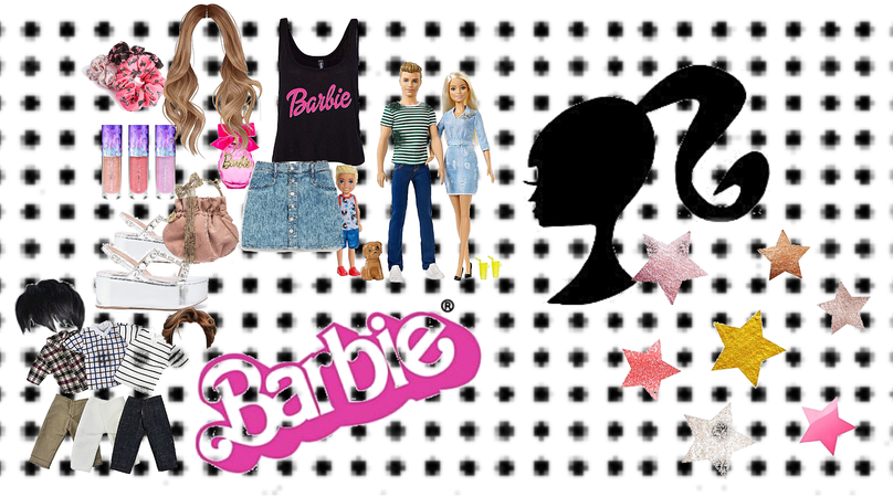 Barbie dream outfit