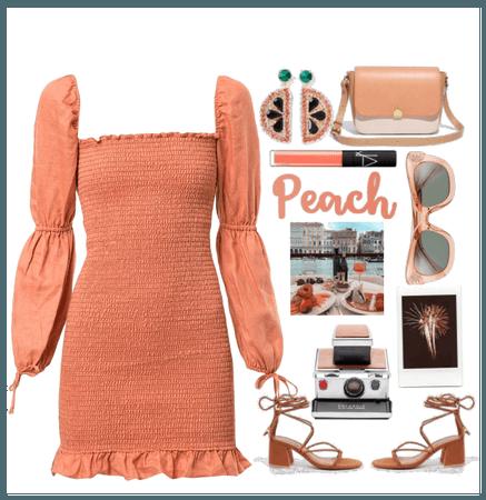 Peach preach