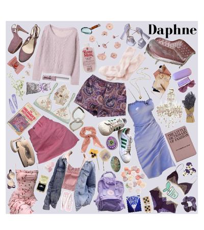 Daphne Moodboard