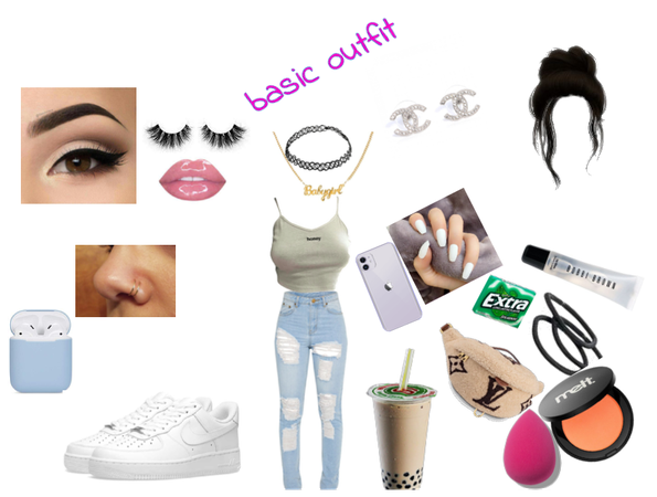 basic outfit ._.