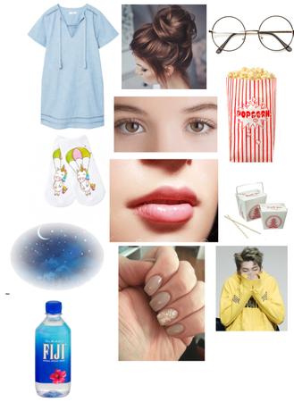 Movie Night with RM
