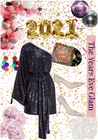 The Years Eve Glam Challenge