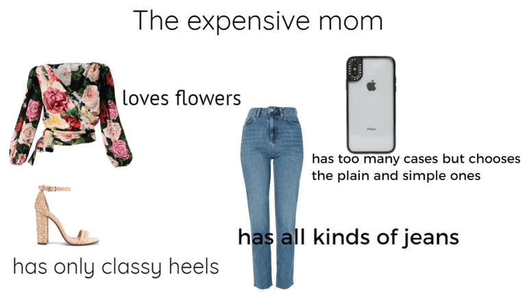 The expensive mom