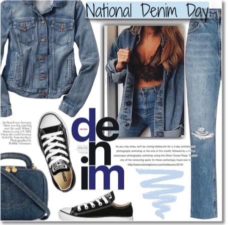 National Denim Day