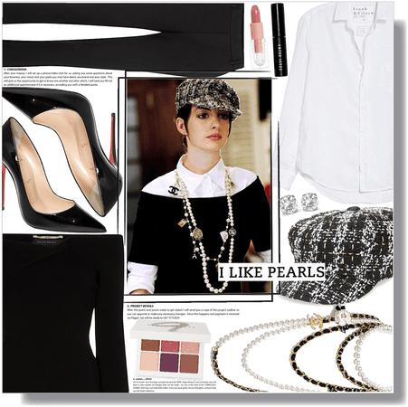 I like pearls 🤍