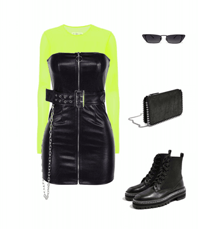 a hint of neon