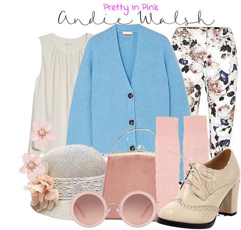Andie Walsh - Pretty In Pink
