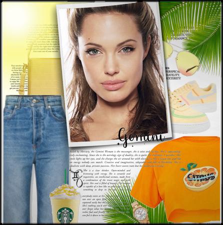 Angelina Jolie (Gemini)
