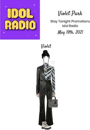 Violet Park | Stay Tonight | Idol Radio