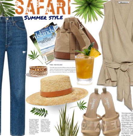 Safari Summer Style .