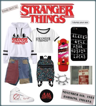 Stranger Things-fan!!