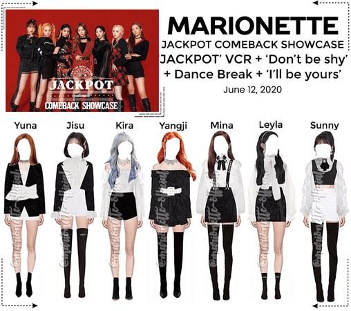MARIONETTE (마리오네트) 'JACKPOT' Comeback Showcase