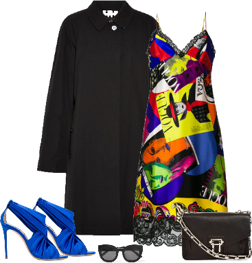 Dolce & Gabbana Dress Look