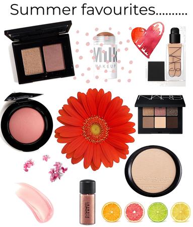Favourite Summer Makeup