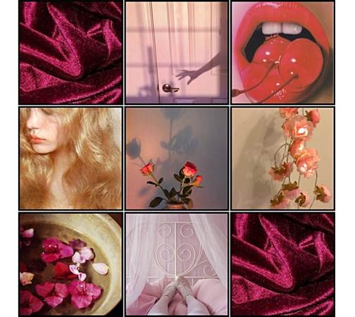 POLYVORE SUNDAY: Aphrodite Cabin Aesthetic