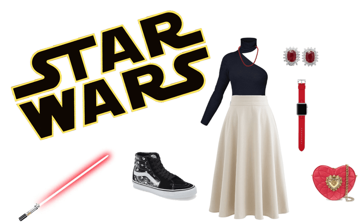 Syth Star Wars Outfit