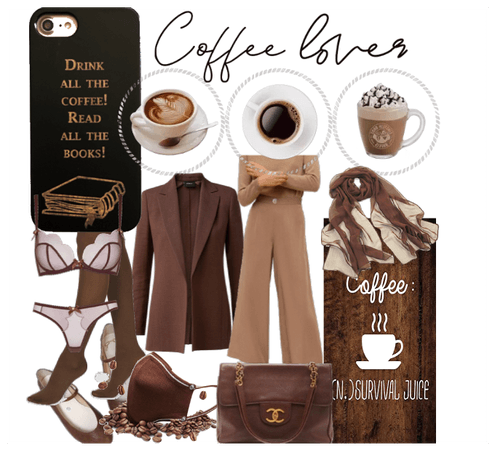 Coffee Lovers Delight