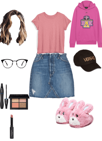 my college outfit (generation z version)